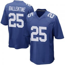 Corey Ballentine New York Giants Youth Game Team Color Nike Jersey - Royal