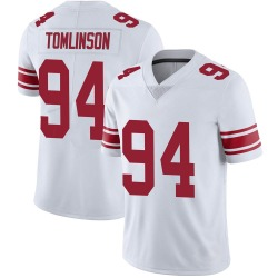 Dalvin Tomlinson New York Giants Youth Limited Vapor Untouchable Nike Jersey - White